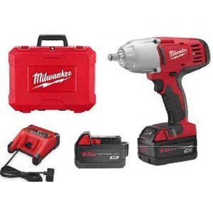 Milwaukee 2663-22 18-volt M18 1/2-Inch High Torque Impact Wrench with