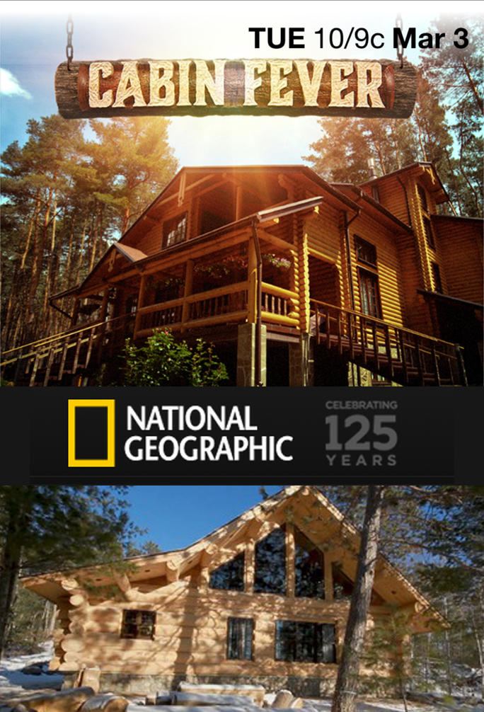 national geographic cabin fever